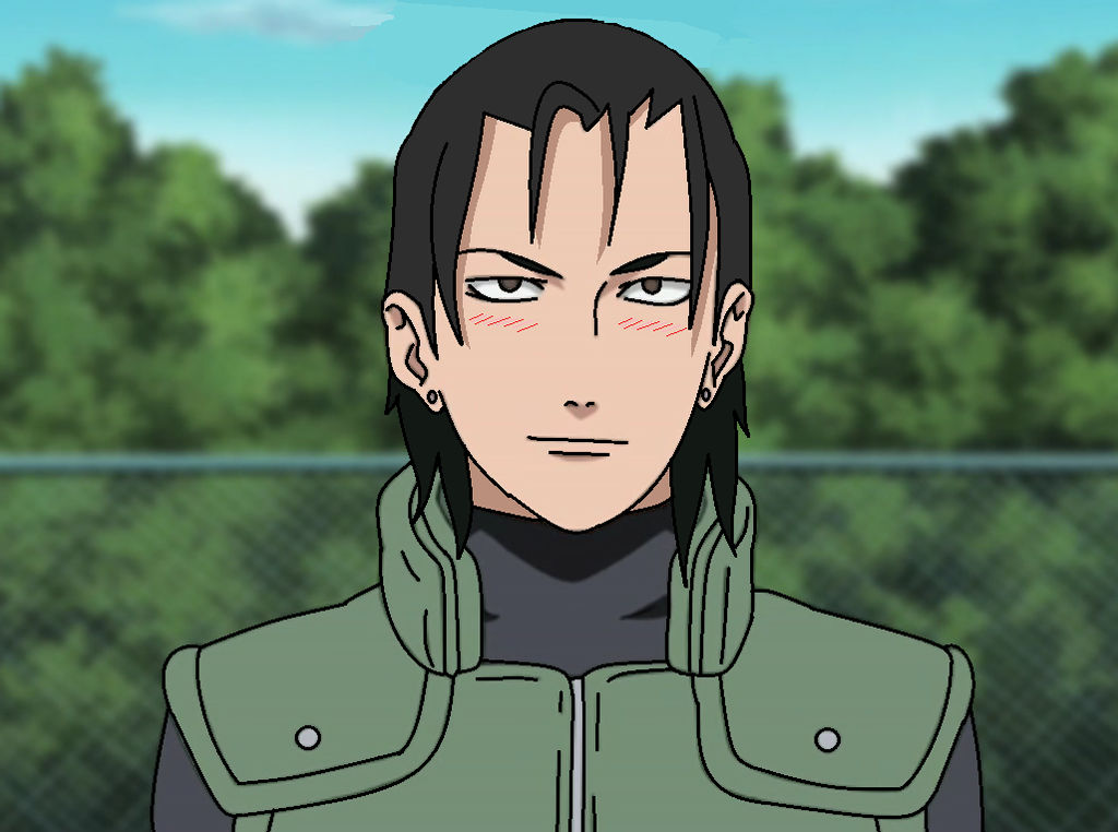 Shikamaru With Hair Down