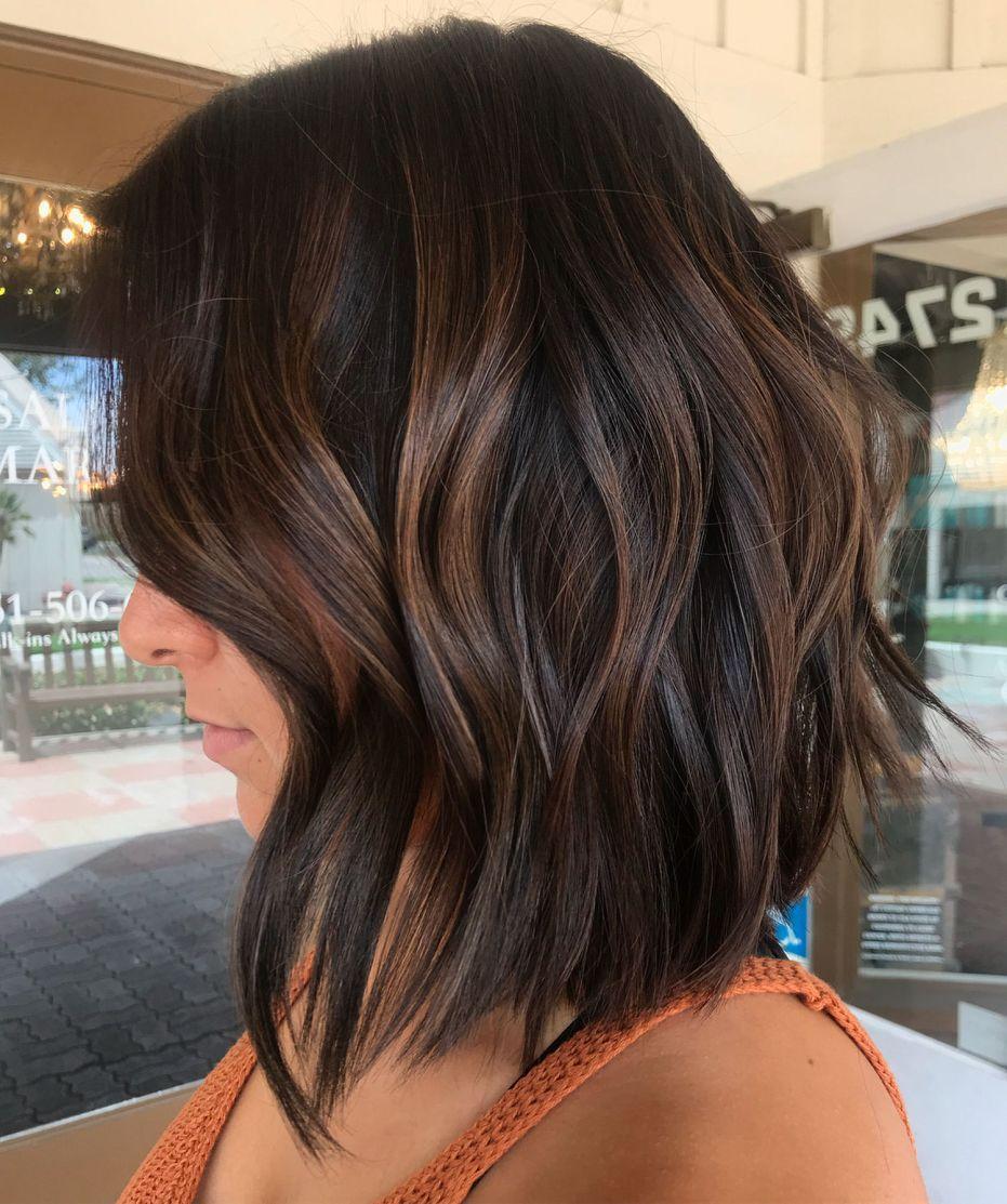 Short Dark Brown Hair – The Latest Trend