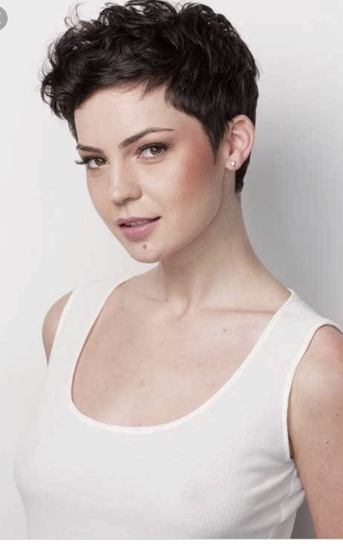 Short Hair Models For Today's Woman
