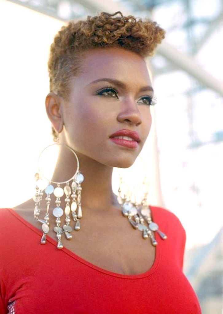 The Top Short Hairstyles For Black Girls
