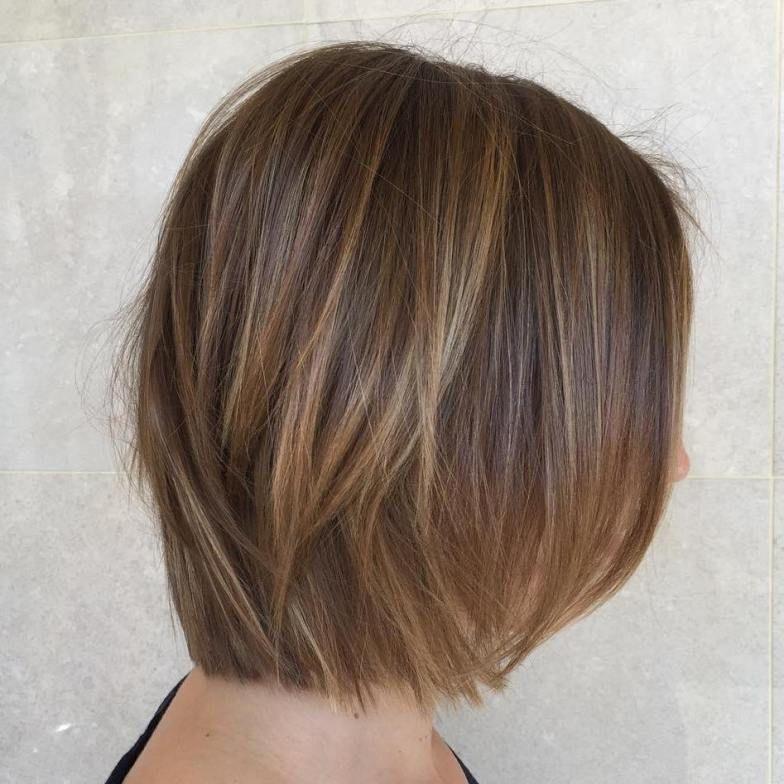 Short Light Brown Hair Styles For 2021