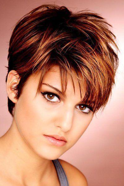Short, Sassy Haircuts Styles