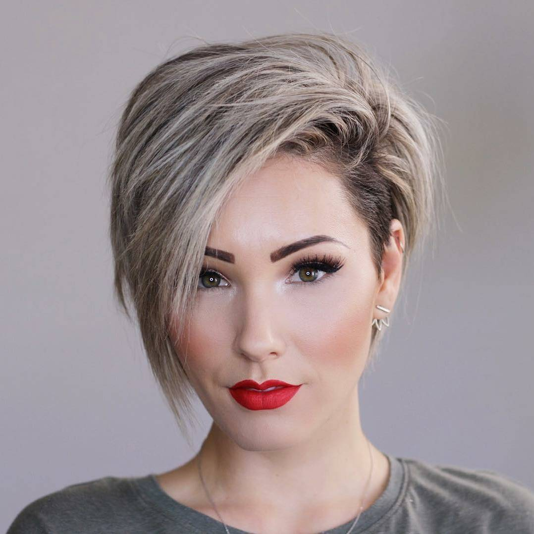 Best Design – Short Styles For Thick Hair
