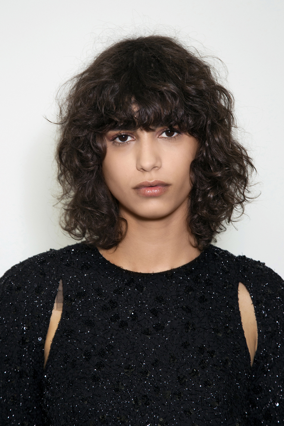 How to Create Beautiful Styles With Short Wavy Hair With Bangs
