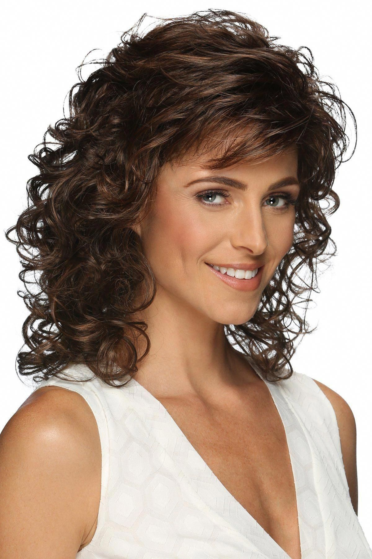 6 Great Shoulder Length Style Ideas For curly hairstyles