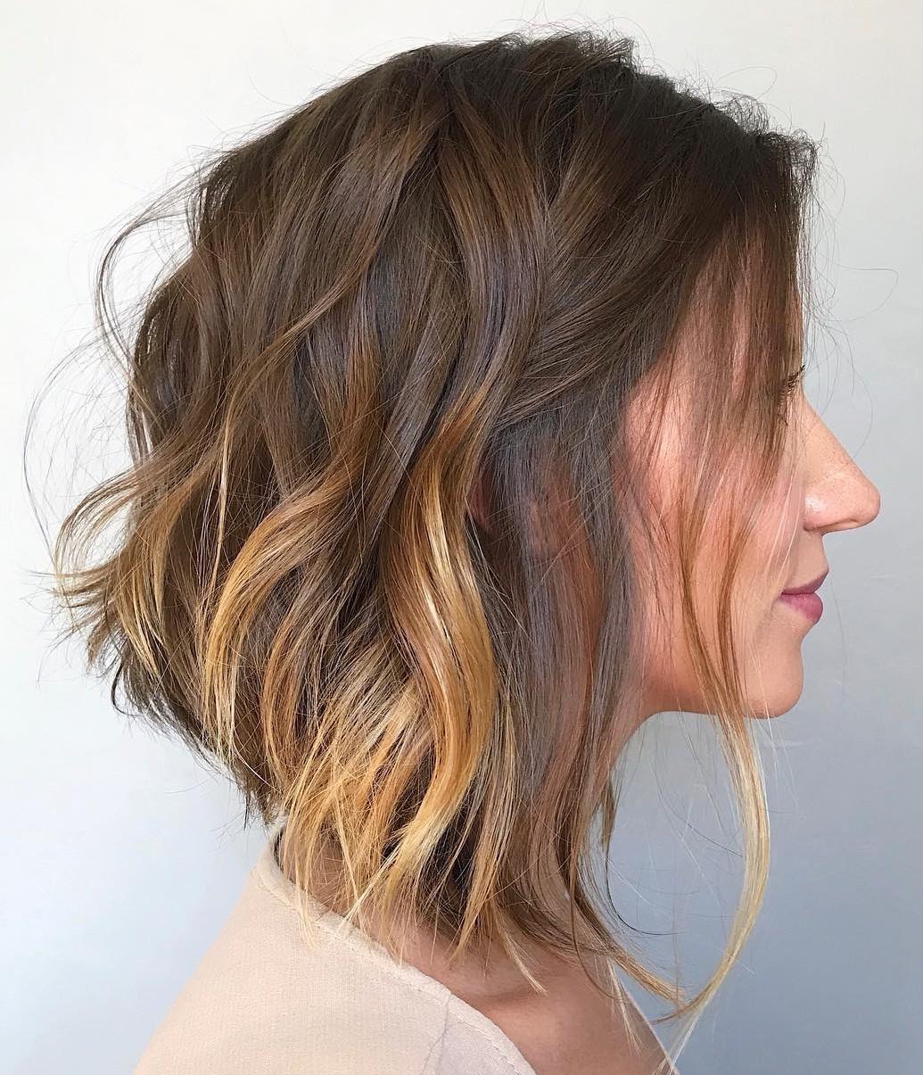 Choose Shoulder Length Haircuts For Women