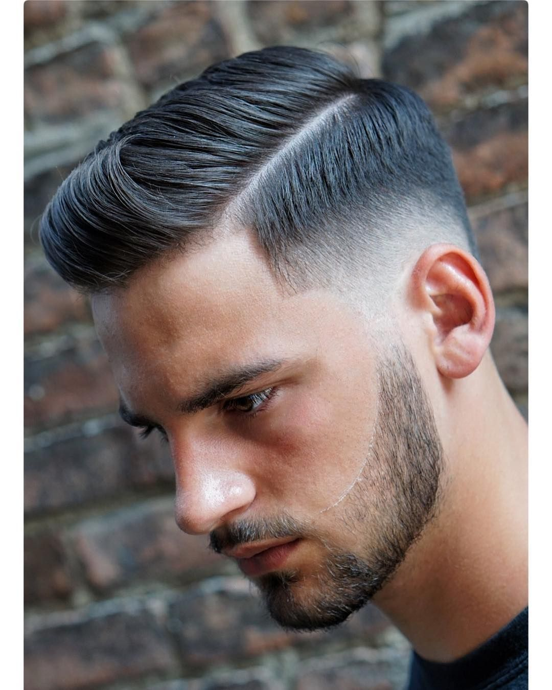 The Latest and Greatest Side Haircut