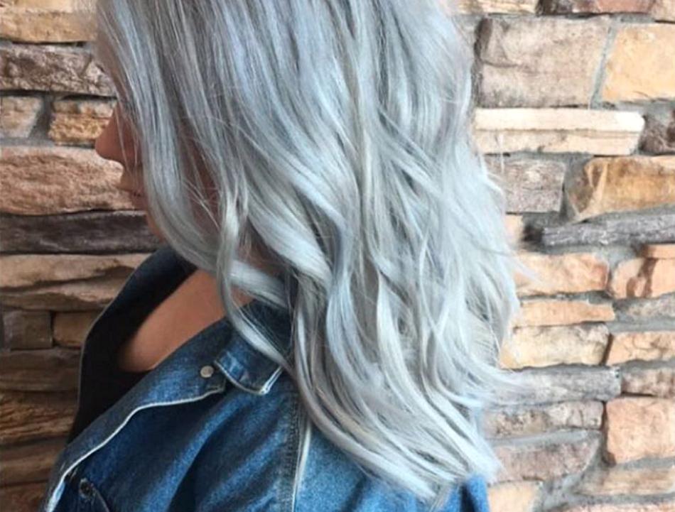Choose Silver blue hair Ideas