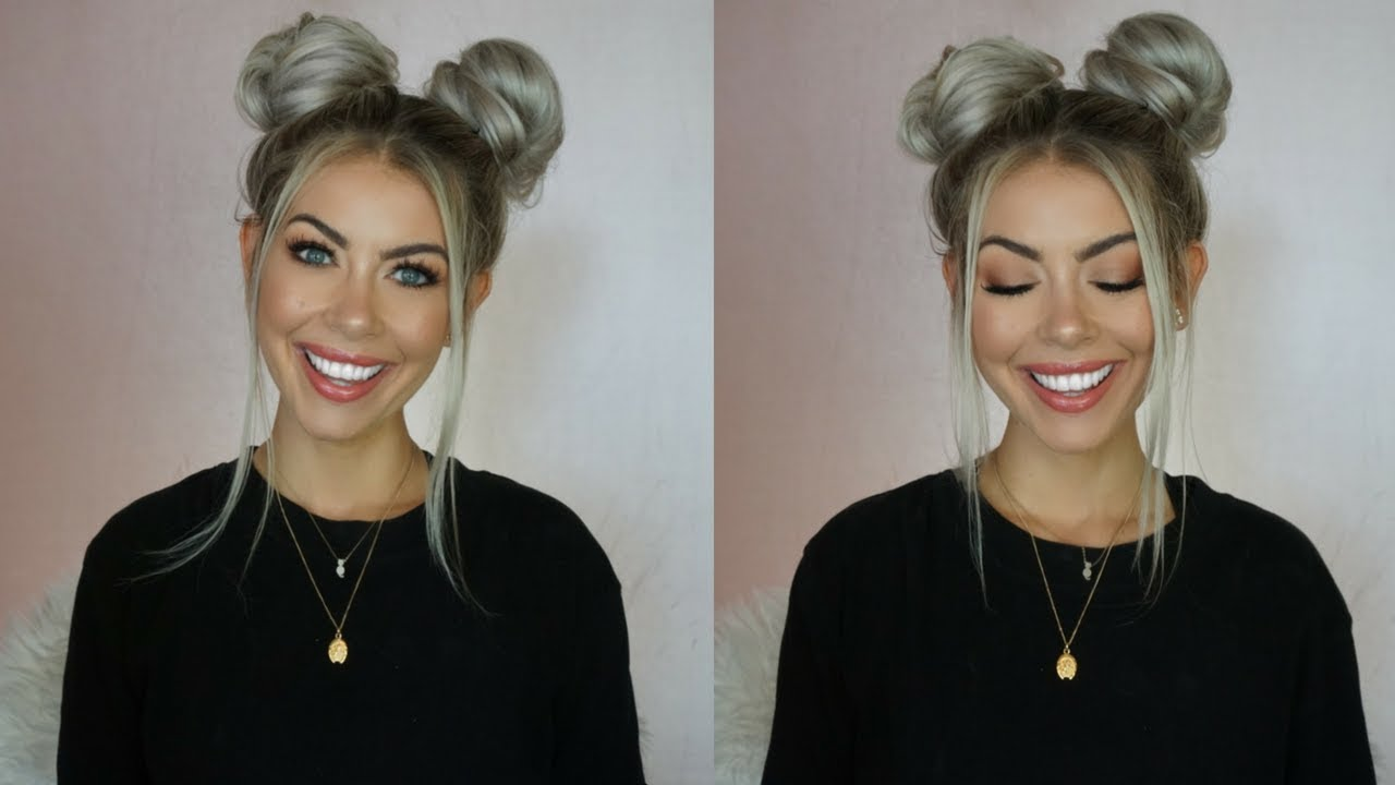 Space Buns Styles – Create Beautiful Styles With Space Buns