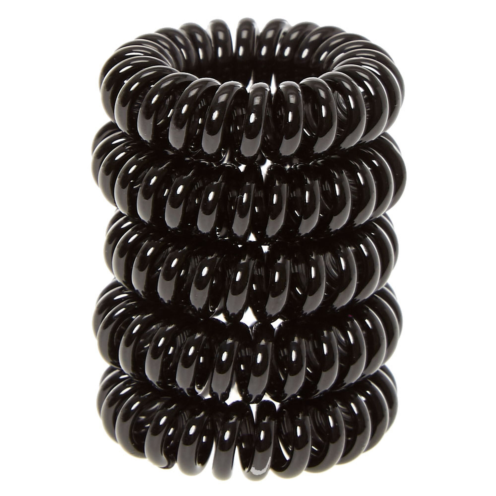 Spiral Hair Tie – The Perfect Ponytail Option