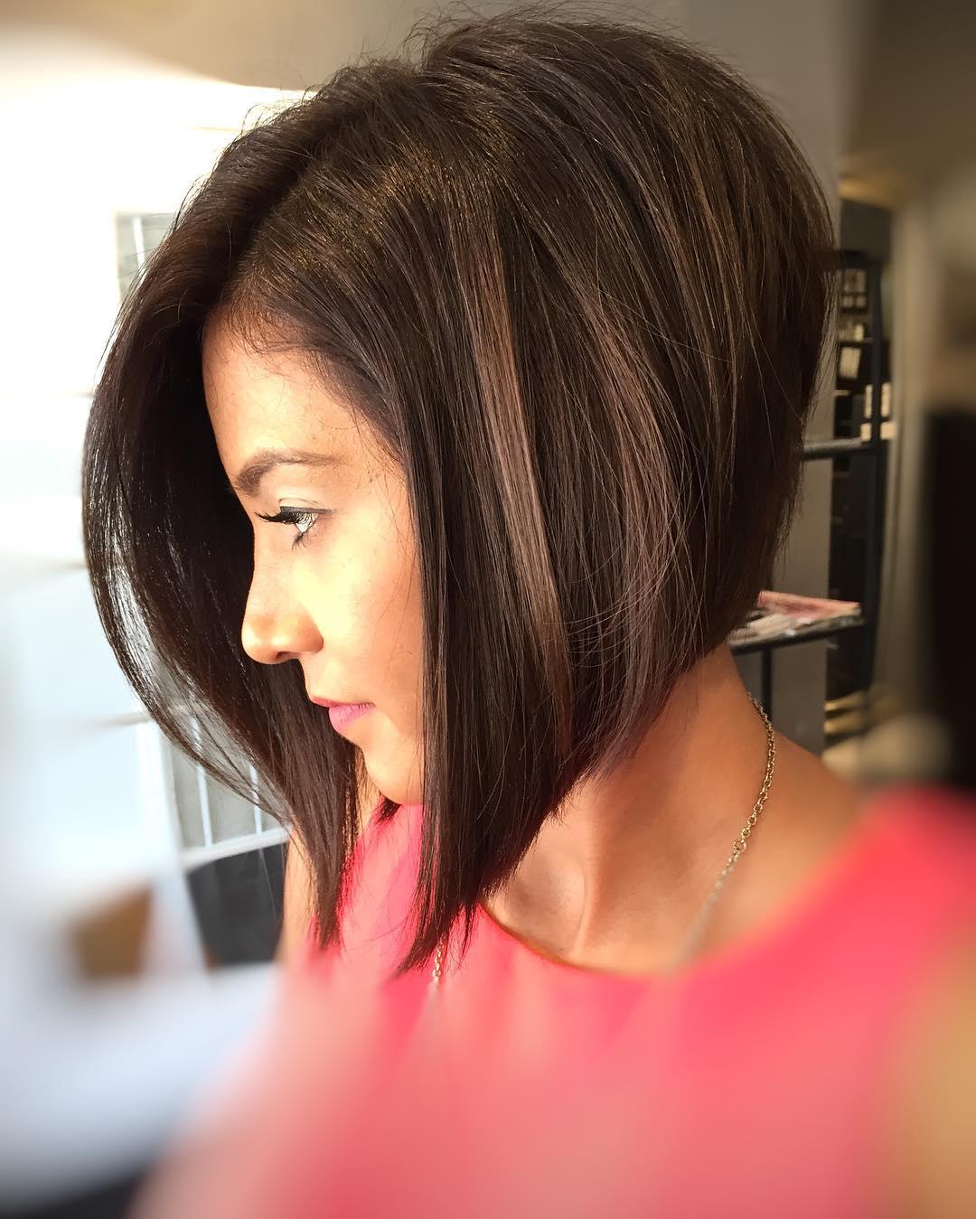 5 Modern Design Ideas For a Stacked Hair Cut