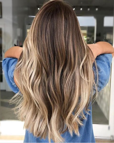 Look Good In High Heels This Summer With Sunkissed Hair