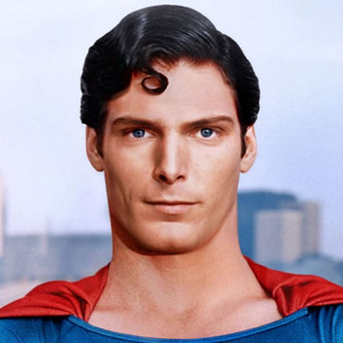 Choose A Style That Suits Superman Hair