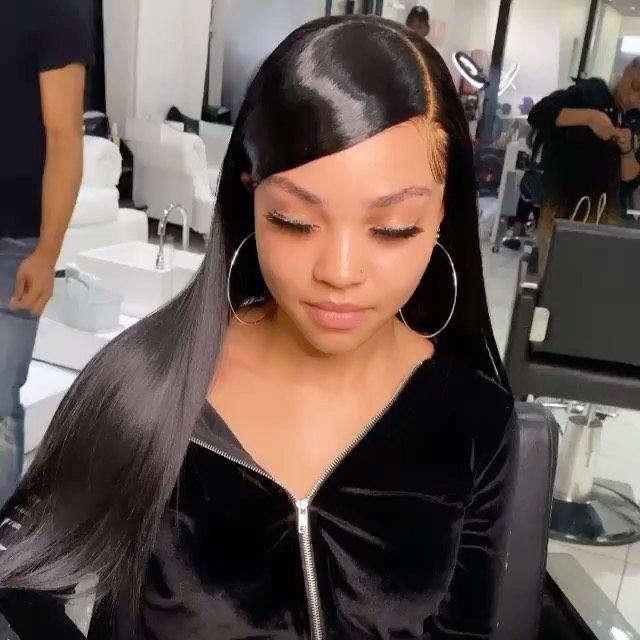 Model Ideas – How to Achieve the Swoop Hairstyle