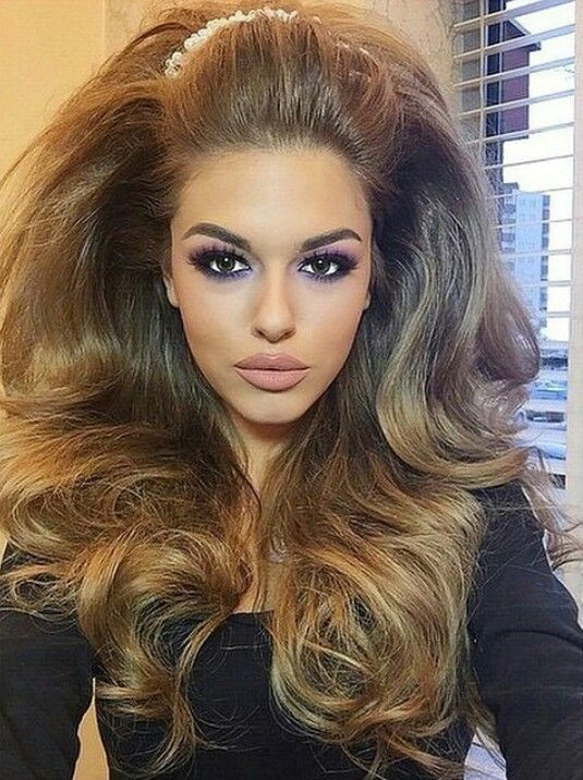 Six Beautiful Styles for Tired Of T teased Hair