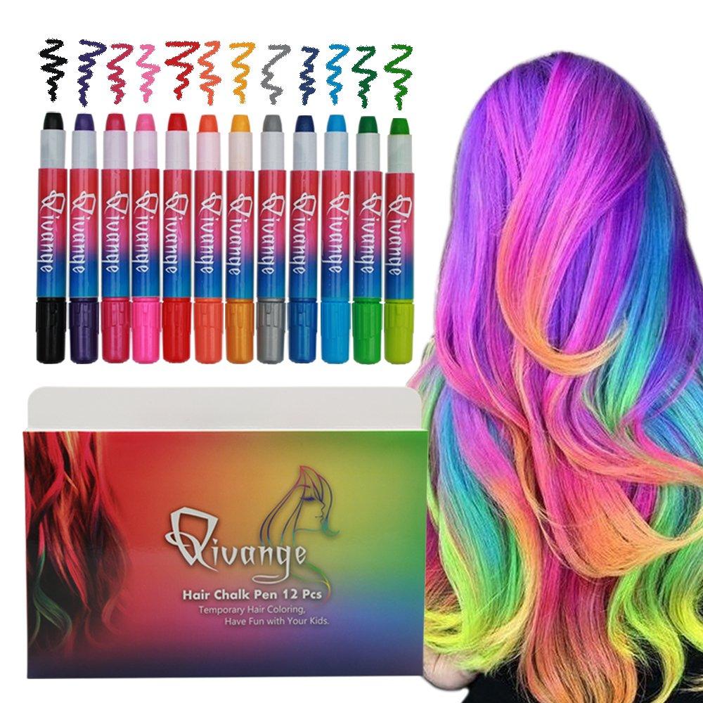 Temporary Hair Color Design Ideas for Kids – Summer Fashion