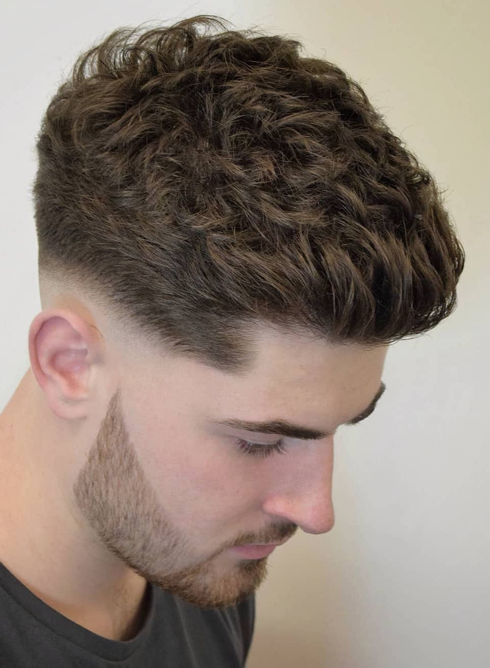 Exciting Textured Hair Styles for Men