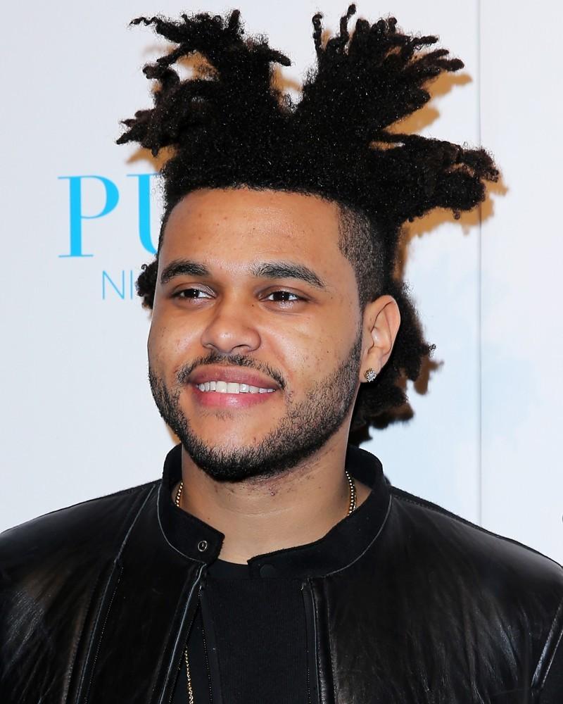 The Weeknd hair Design Ideas For Men