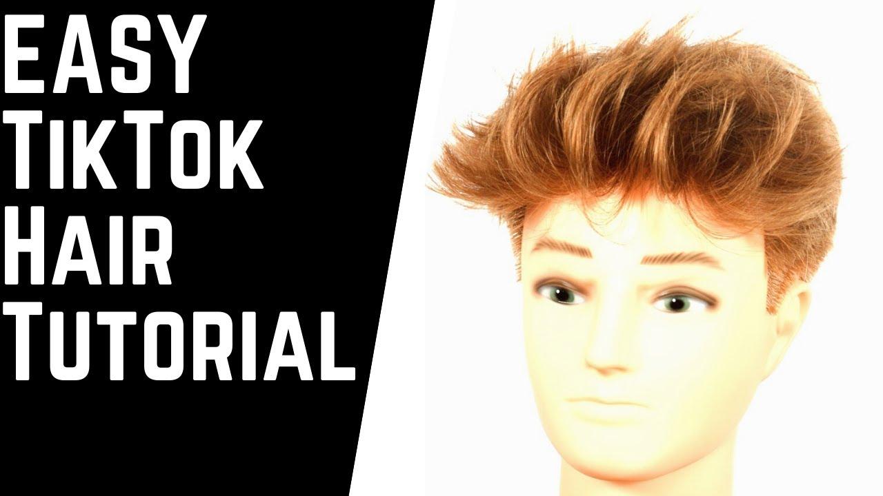 Get a New Design With TIK Tok Hair Design