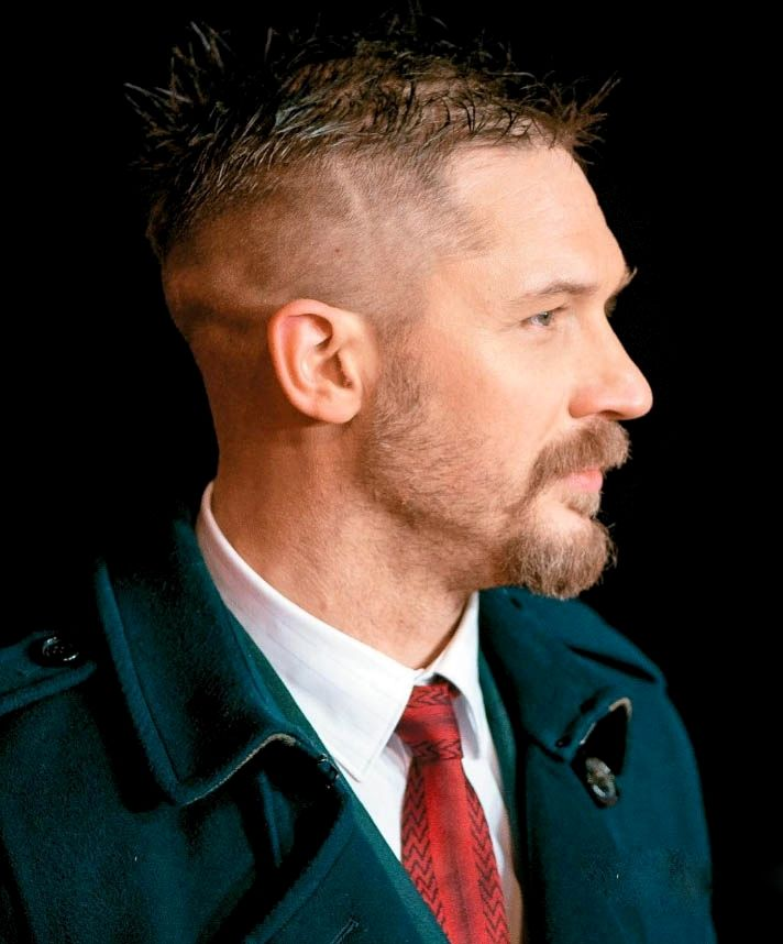 Design Ideas For People Who Want To Look Like Tom Hardy Haircut