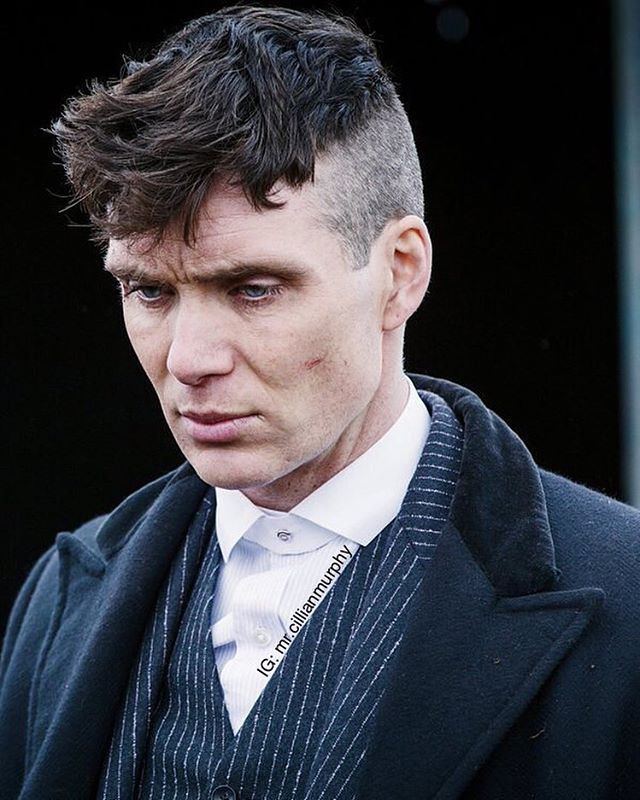 Newest Style – Tommy Shelby Haircut