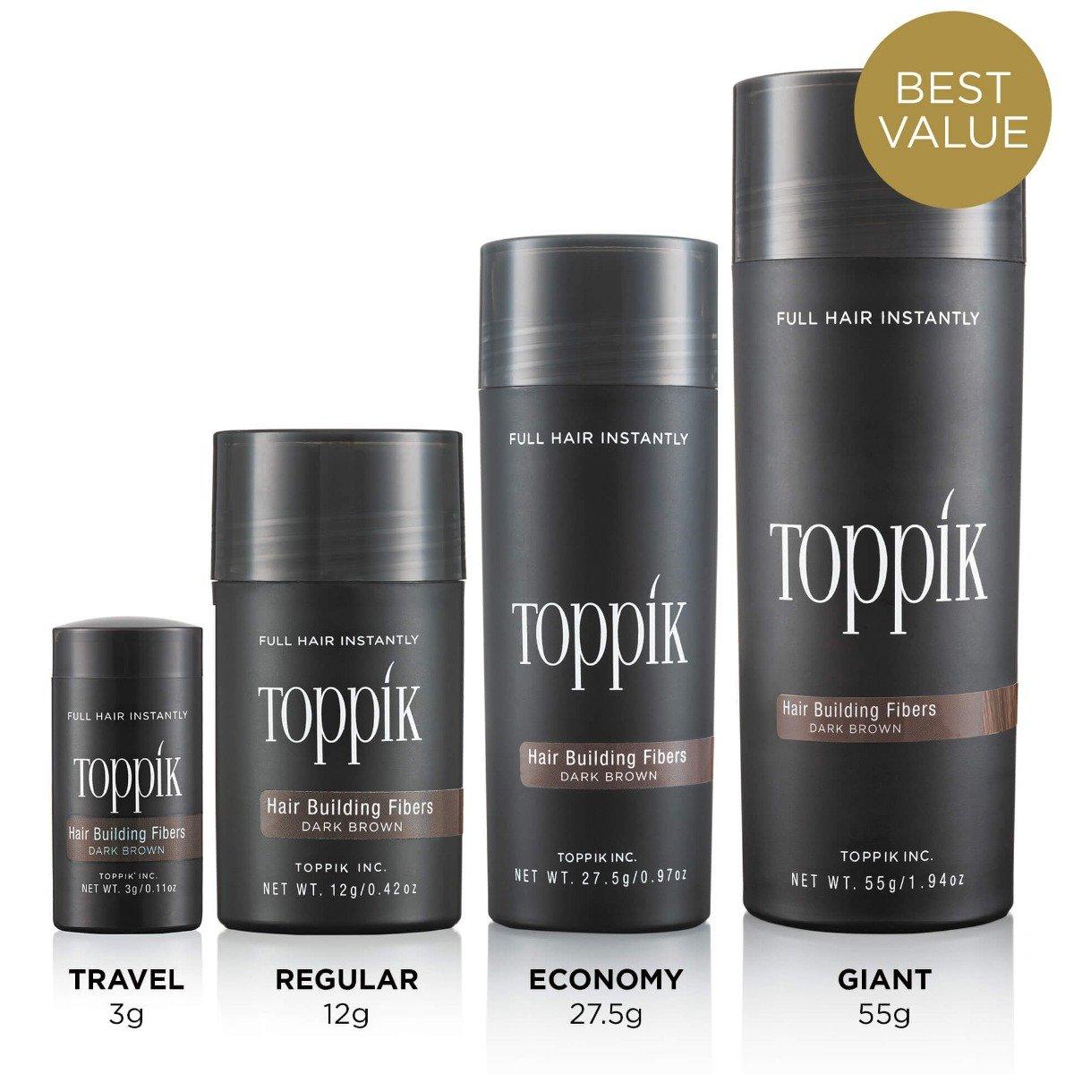 Toppik Hair Design Ideas
