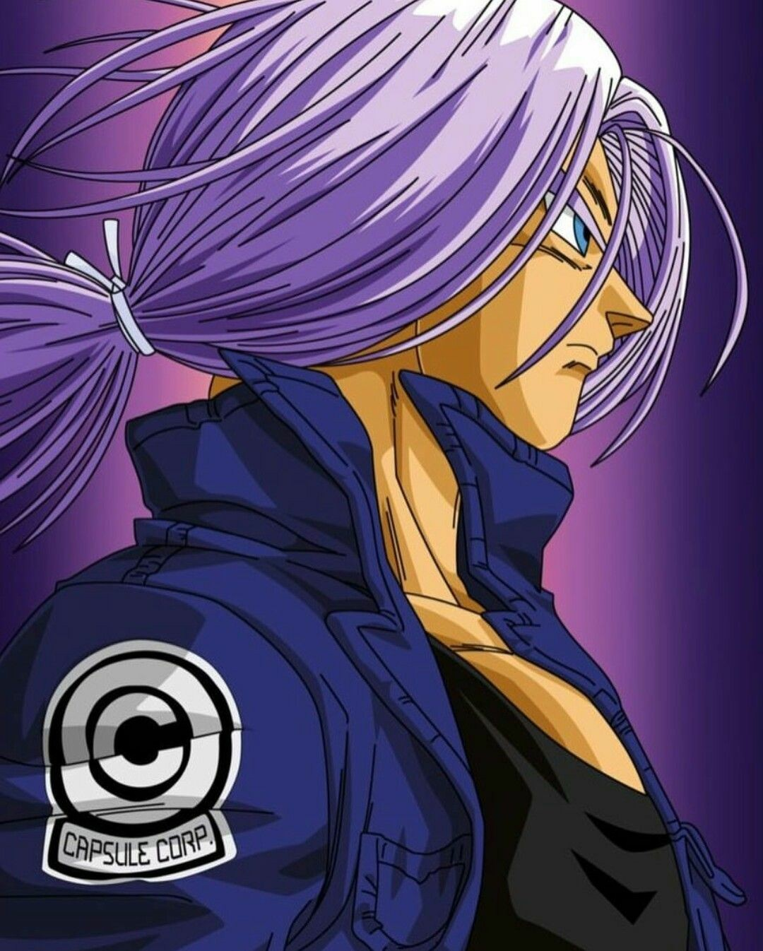 The Latest Styles For Trunks Long Hair