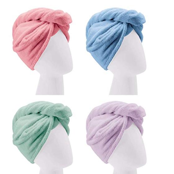 Turbie Twist Hair Towel And Loop