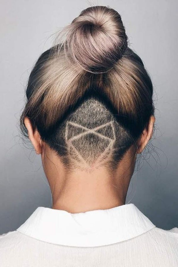 Beautiful Styles With the Undercut Haircut Women Can Wear