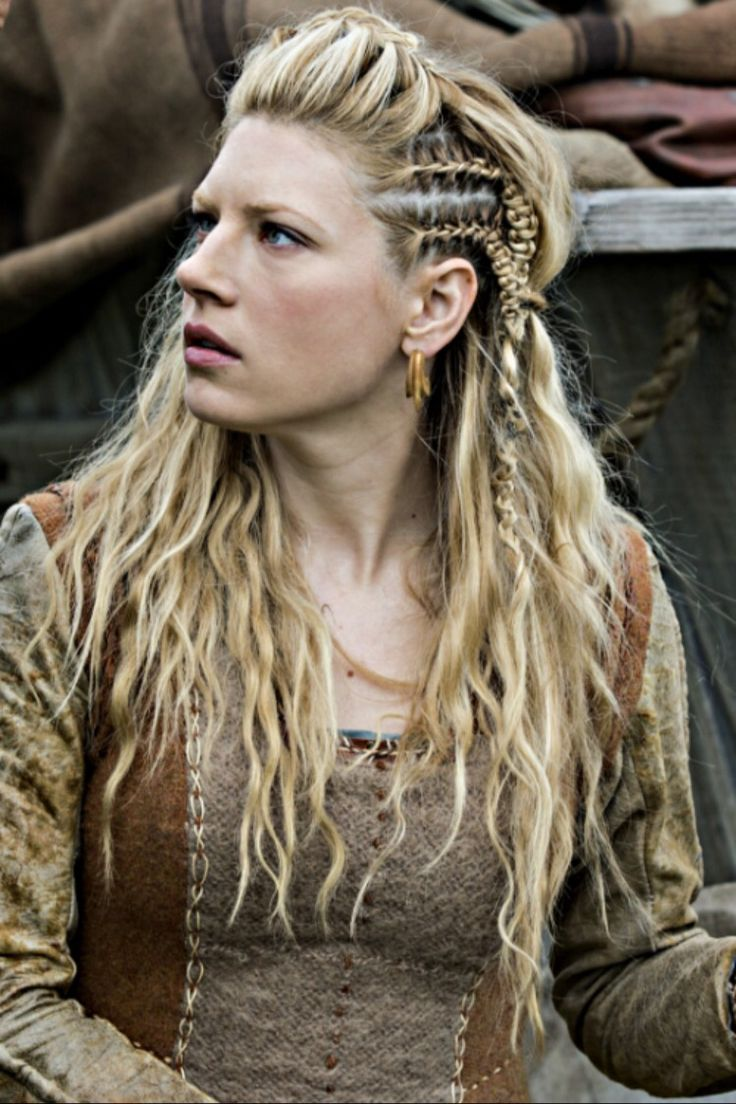 History of the Ancient Viking Hair Style