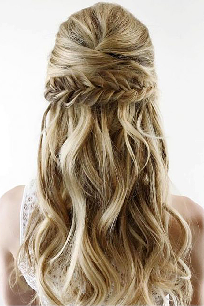 Beautiful Styles For Wedding Guest Hairstyles