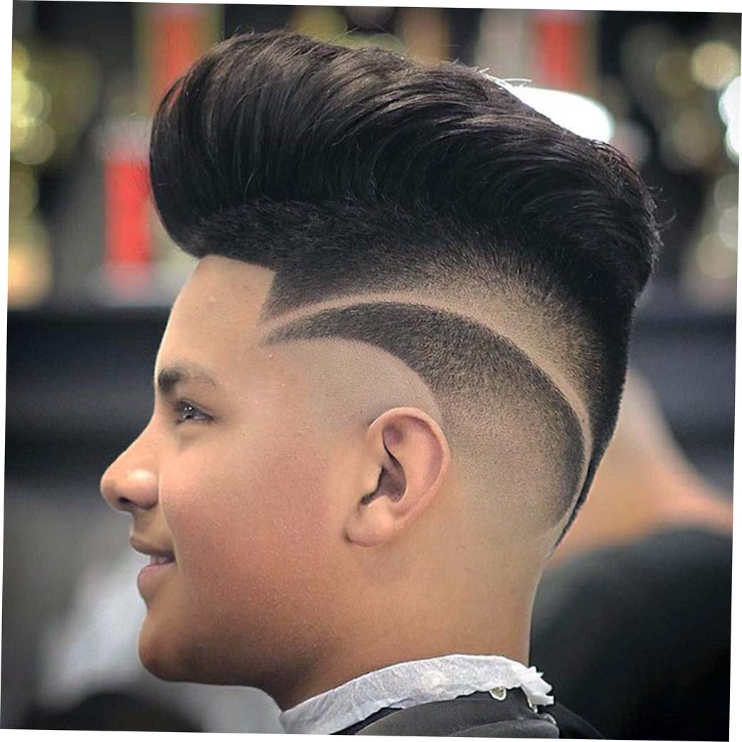 White Boy Haircuts – The Most Popular Style For Boys Today!