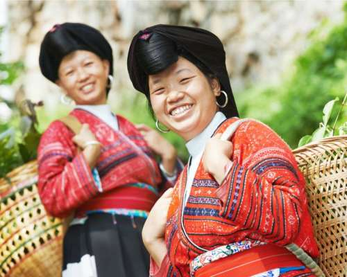 The Yao Women Hair