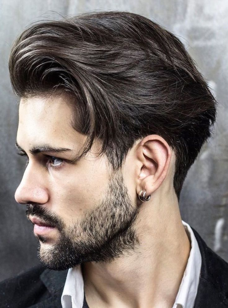 Modern Hairstyles For Men With Curly Hair